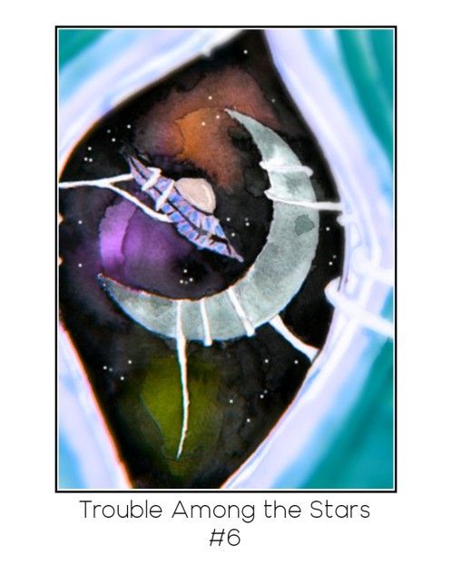 Trouble Among the Stars #6
